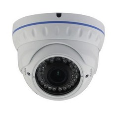 Камера SARMATT SR-S200V2812IRH сфера антивандал.(2.8-12мм), Full HD, 2.4MP CMOS, 1080p/(960H), 0.001Лк, IR 30м